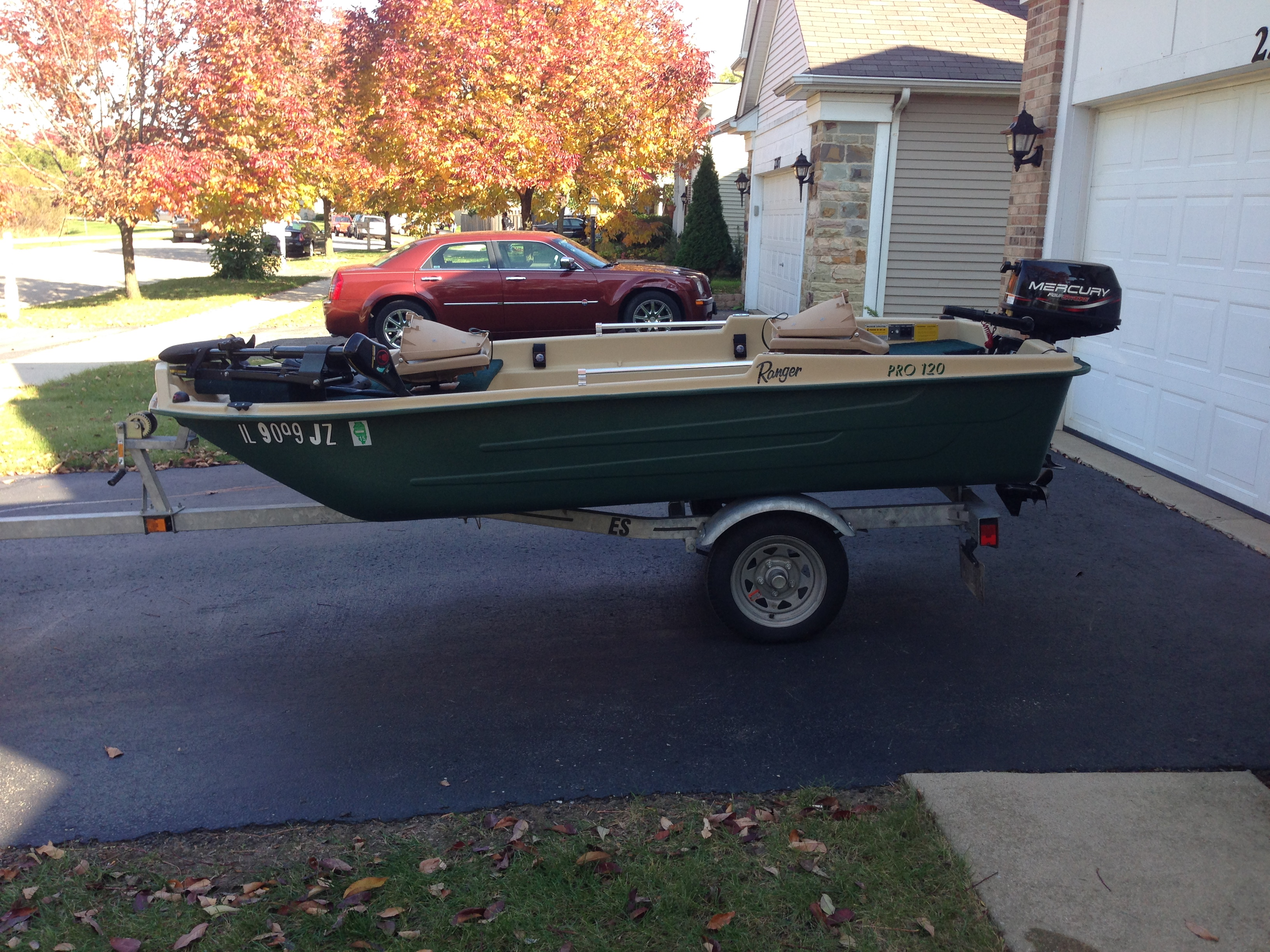 Boat for sale | Bent Rods Bass Club